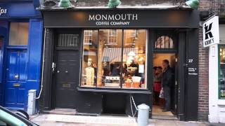 A Package arrives, Monmouth coffee & Alfie the dog Thumbnail