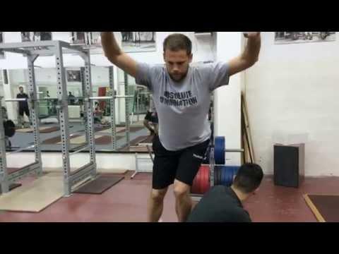 Fitness training of handball players during the season by Bojan Golub