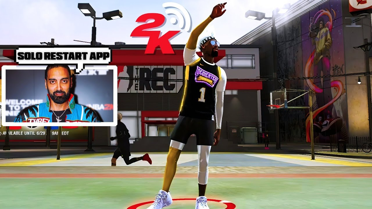 RONNIE 2K SURPRISED ME W/ A 2K LOGO in NBA 2K20!! *CRAZY* WEIRDEST WAY TO GET A LOGO in 2K HISTORY