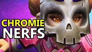 ♥ Chromie is Harder Now - Heroes of the Storm (HotS Gameplay)
