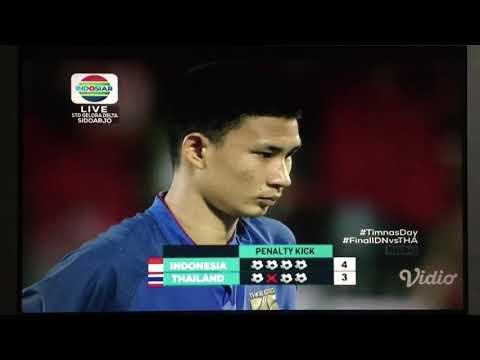 Detik detik kemenangan TIMNAS U-16 Piala AFF 2018
