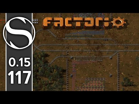 The Questionably Named Station | Factorio 0.15 Part 117