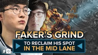 The Unbenchable Demon King: Faker's Grind to Reclaim His Spot in the Mid Lane