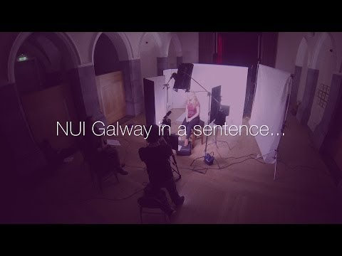 Conversion Courses At Nui Galway Youtube