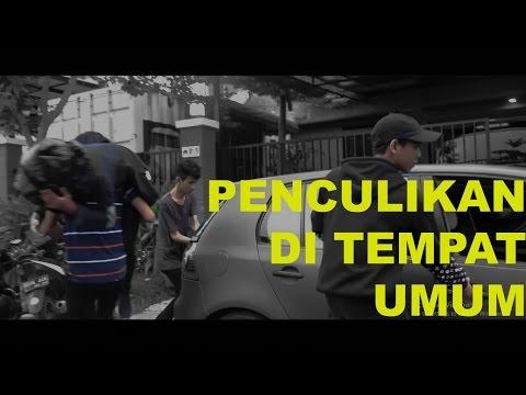 PRANK PENCULIKAN - HAMPIR DI ROYOK GENG MOTOR !!!