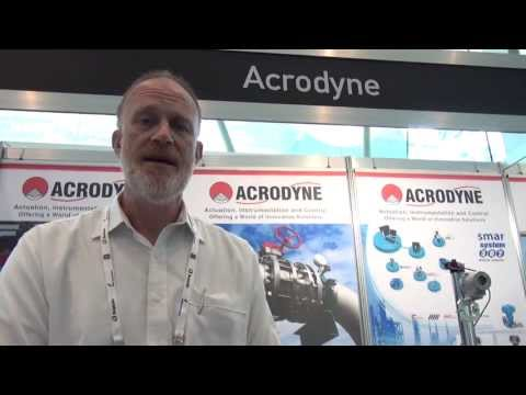 Acrodyne - The Home of Actuation, Instrumentation and Control