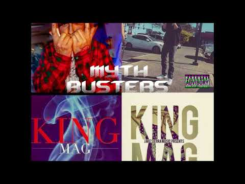 "J Man ""MYTH BUSTERS"" Feat. King MAG x Cooper Simpson  Prod. Jake Sierra Music"
