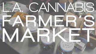 Los Angeles: Medical Marijuana Cannabis Farmer