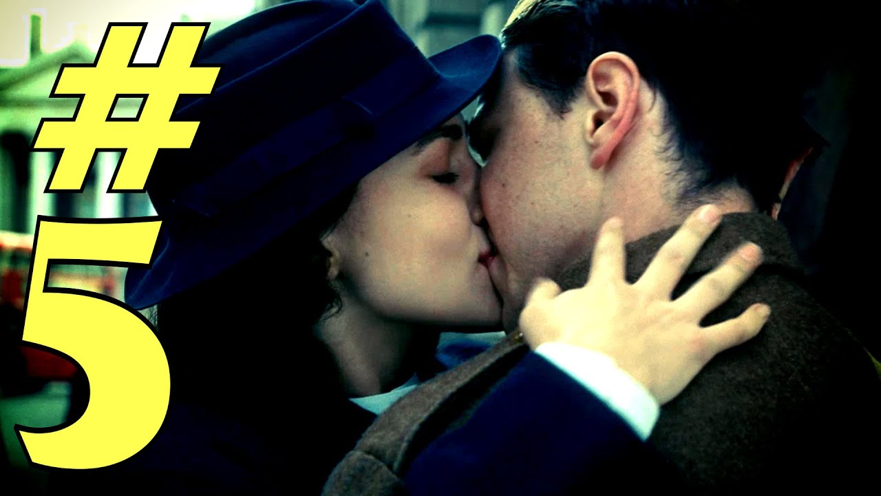 Atonement Movie Kiss