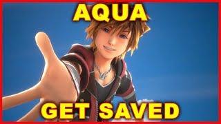 Download Video Kingdom Hearts 3: Sora & Riku Save Aqua Scenes (SPOILERS!) MP3 3GP MP4