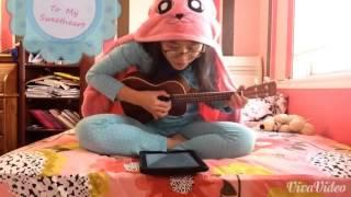 Perfect Two ( ukulele cover )