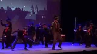 Step In Time, PCT 2015, Ryan as Bert, Ria Chimney Sweep