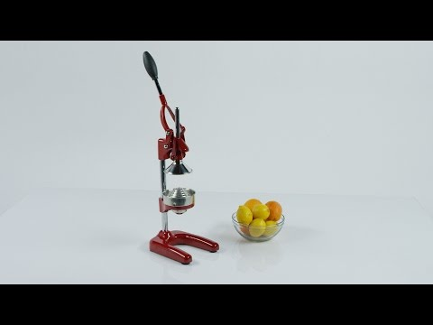 Manual Citrus Press Juicer