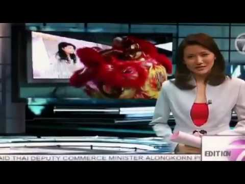 2011 NTV 7 Chinese New Year Office Lion Dance - www.sheng-wai.com