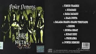 Power Metal - Power Demons (1993) [HQ Audio]