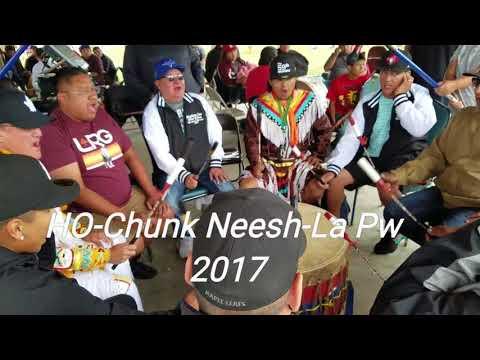 Northern Cree @ Ho-Chunk Neesh-La Pw 2017