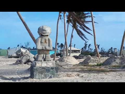 Copie de Orient baie 28th January after hurricane Irma St Martin