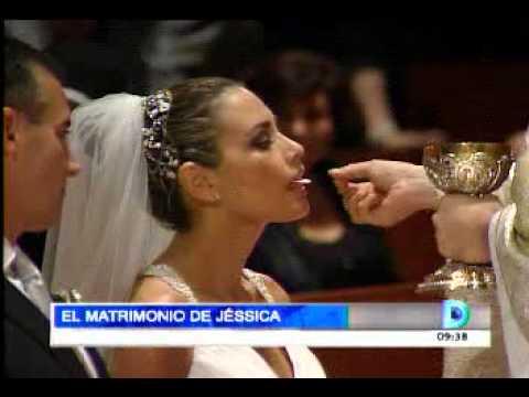 Jessica Tapia      El Matrimonio