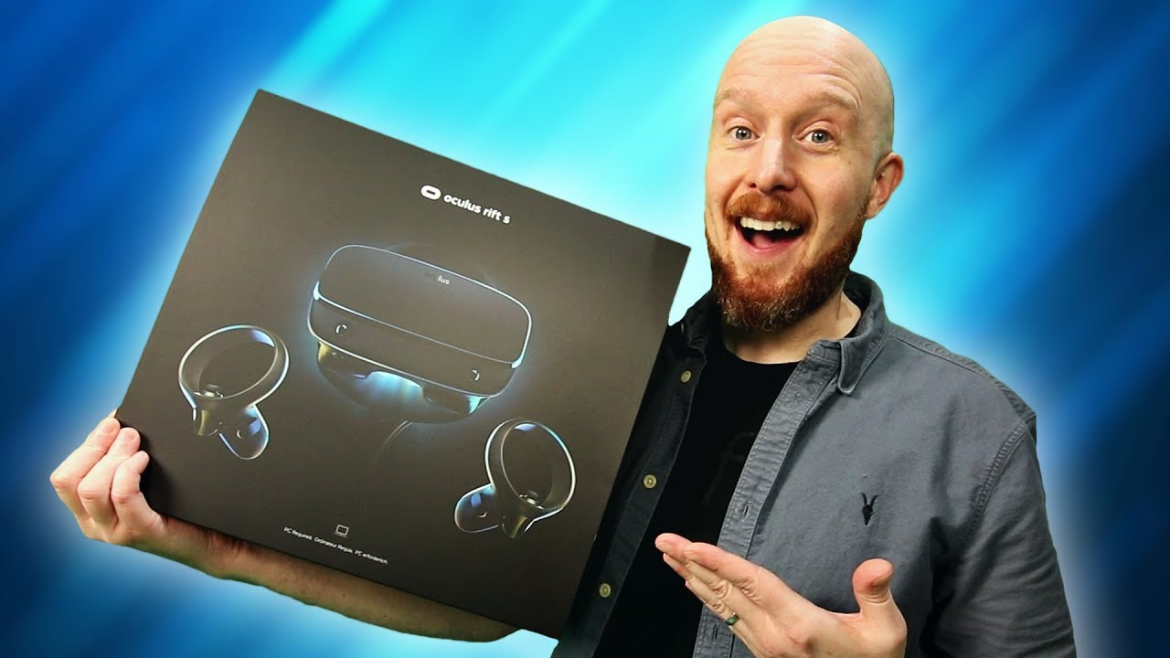 Oculus Rift S Setup, Unboxing & Tips