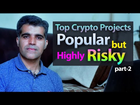 Top Popular Cryptocurrencies Risky for Investment in Hindi Urdu Part 2