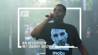 Gambar cover Danny Brown Talks Making Hip-Hop Weird | AFROPUNK
