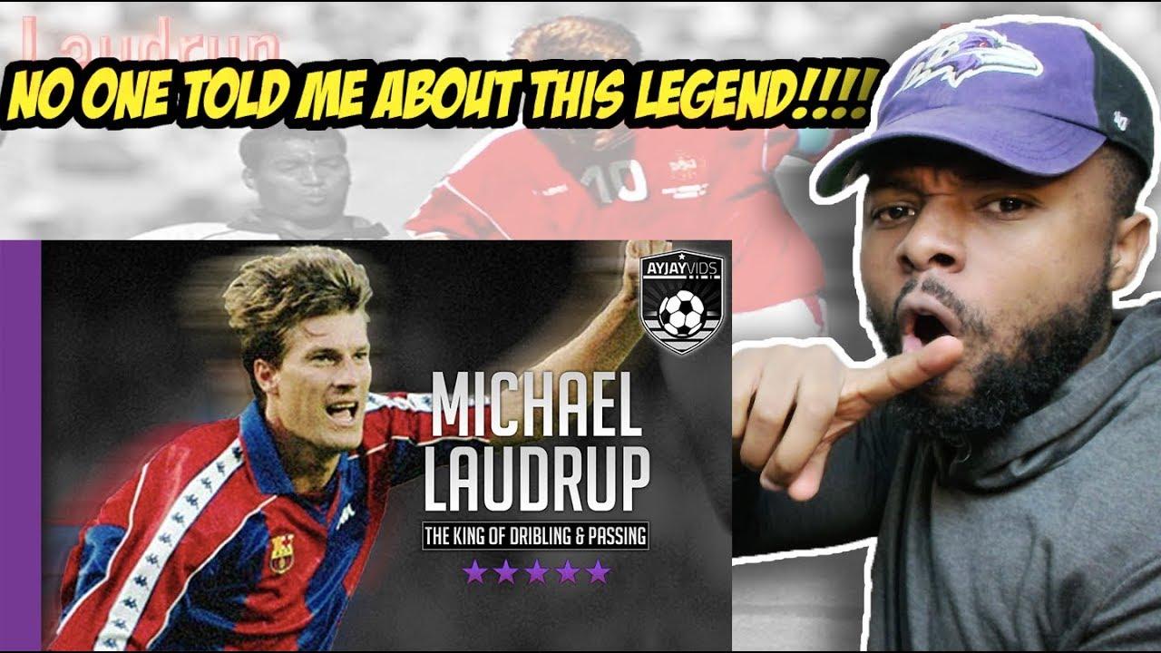 Michael Laudrup ○ Technique & Elegance ○ Best Skills