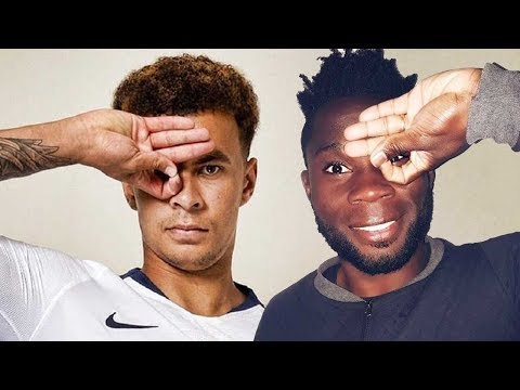 The real meaning behind Dele Alli's gesture - Oh My Goal