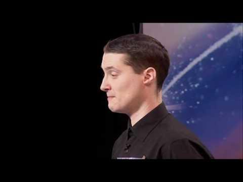 James Boyd (HQ) Britain's NOT Got Talent 2009