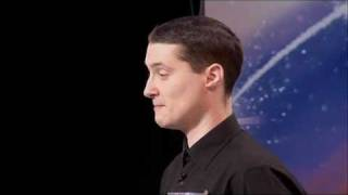 James Boyd (HQ) Britain's NOT Got Talent 2009
