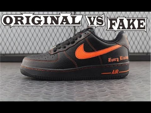 Vlone X Nike Every Living Creative Dies Alone Original Fake