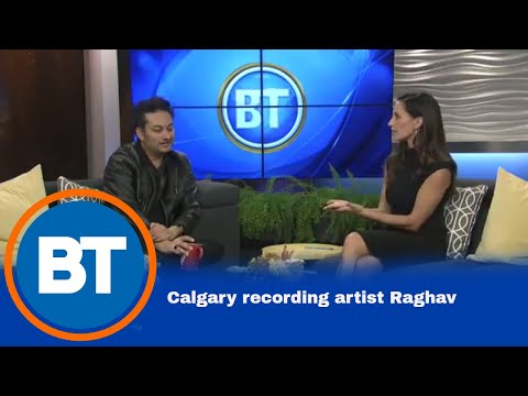 Calgary recording artist Raghav