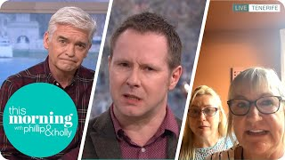 Should Coronavirus Stop Us Travelling Around Europe? We Hear From Stranded Brits | This Morning