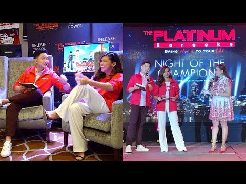 FULL COVERAGE Platinum Karaoke Event | Alden and Maine!