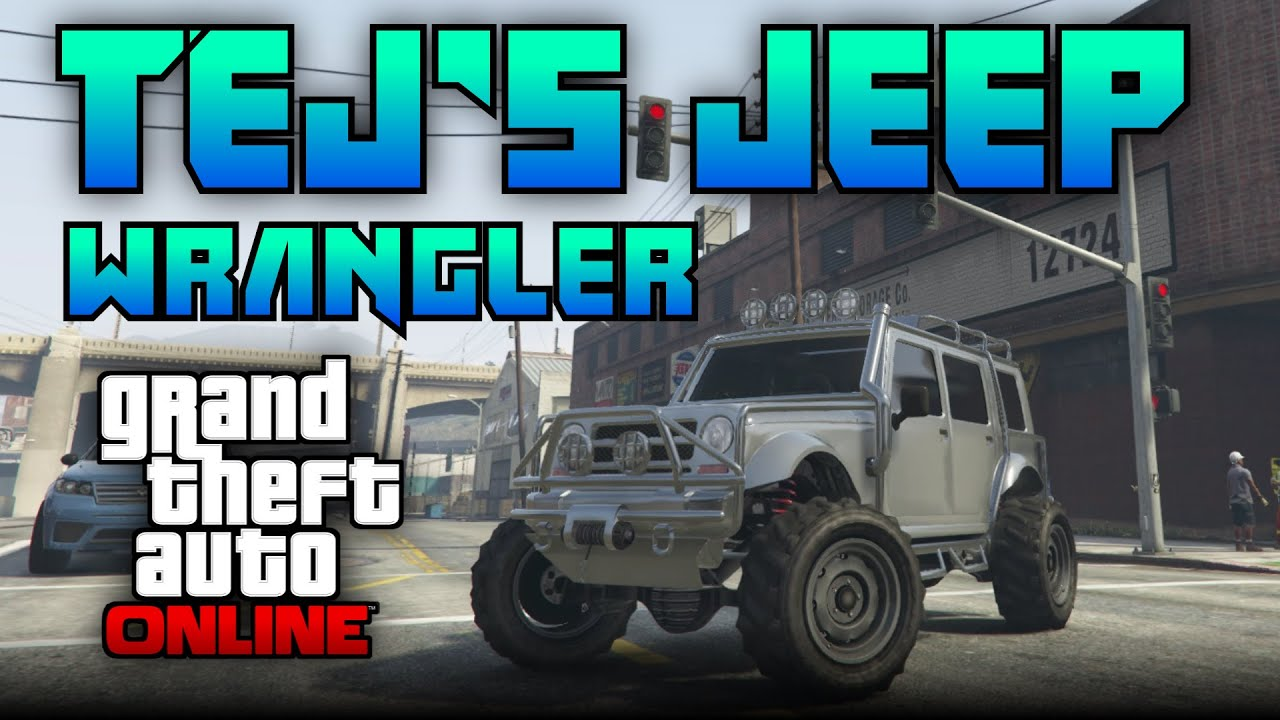 gta 5 online fast and furious 7 car build tej 39 s jeep. Black Bedroom Furniture Sets. Home Design Ideas