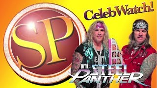 Steel Panther TV - CELEB WATCH #2