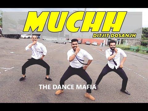 MUCHH | Diljit Dosanjh | Bhangra | Choreography | New Punjabi Song | Ripanpreet Sidhu | Deep Birla
