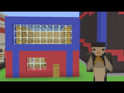 Minecraft Xbox: Post Office [110]