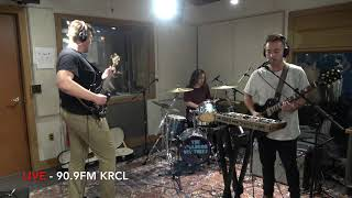 "The Waldron Brothers Live at 90.9fm - KRCL ""Radioactive"""