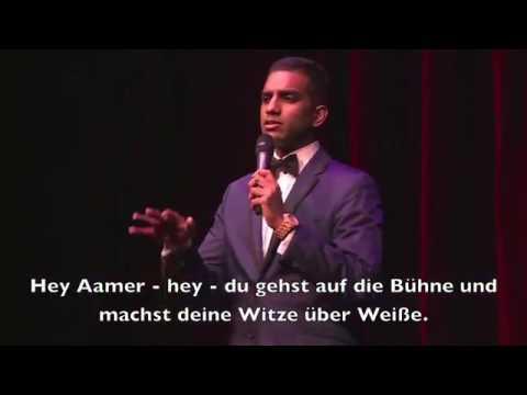 Aamer Rahman: Reverse Racism (Deutsche Untertitel)