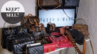 My Designer Handbag Collection 2019! CHANEL, LV, GUCCI, FENDI, DIOR, more!