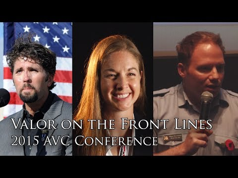 2015 AVC Conference: Valor on the Front Lines