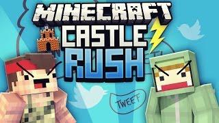 MAP ERSTELLER AUF TWITTER BELEIDIGT! - Minecraft CASTLE RUSH - uKU #09 FINALE | ungespielt