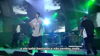 Eminem - Lose Yourself   Legendado (LIVE)