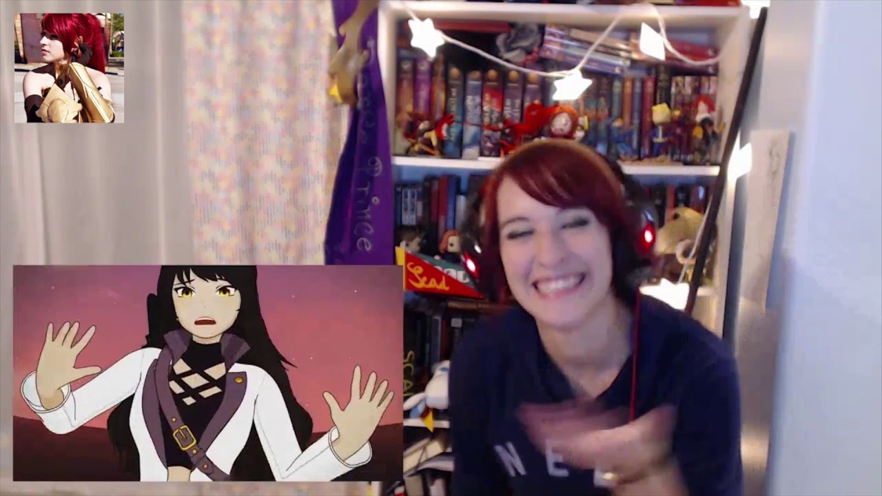 RWBY Volume 4 Chapter 5 Reaction - But Everything Changed When the White  Fang Attacked