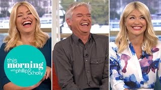 Ten Guests That Made Us Giggle | This Morning