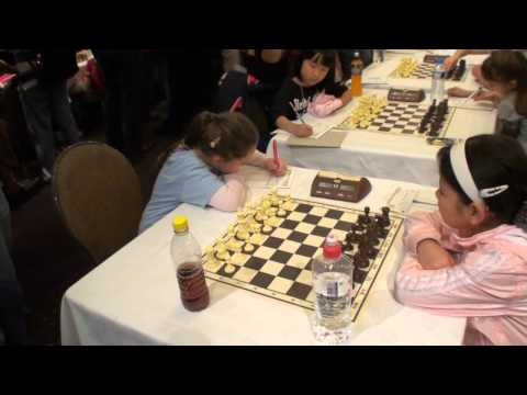 Lengyel Andrea Melanie Fiona's music playing chess WYCC