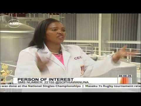 Person of interest: The process of making beer at Keroche Industries