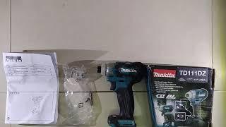 Hotline: 0911278855 - Giới thiệu máy bắt vít pin Makita DT111DZ - 12V - Himarket.vn
