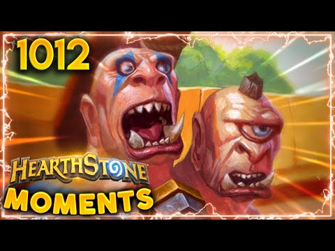 RNG DOESN'T CARE ANYTHING | Hearthstone Daily Moments Ep.1012