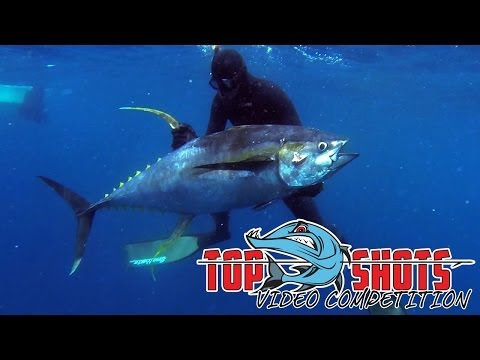 Top Shots Spearfishing Competition: Charlie Myburgh